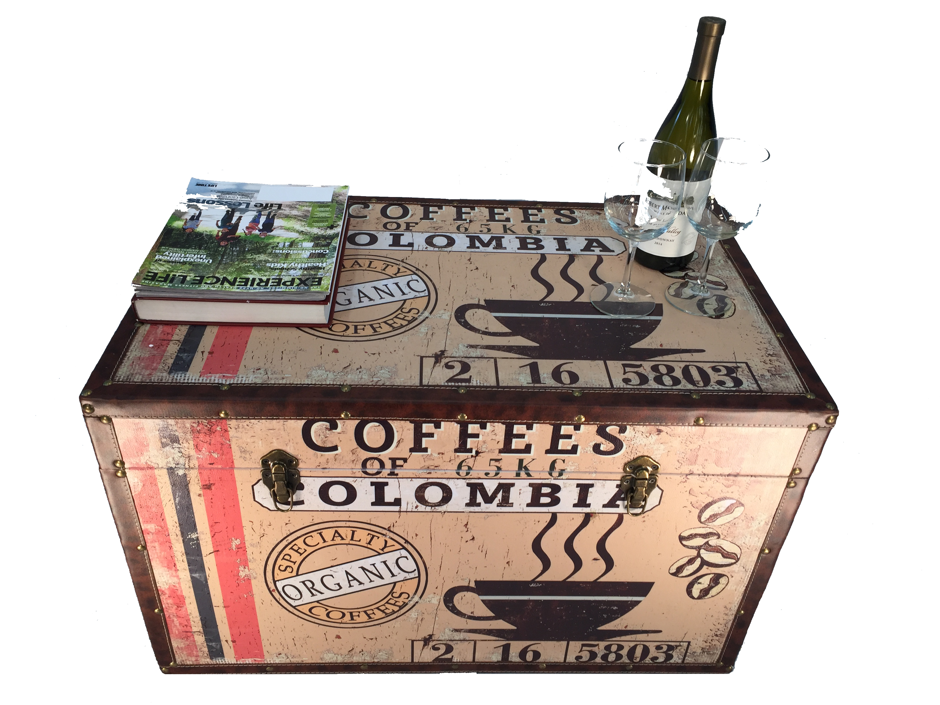 Colombia Coffee Trunk