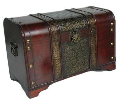 Wood trunk decorative trunks steamer trunks storage trunks old fashioned trunk gumiabroncs Gallery
