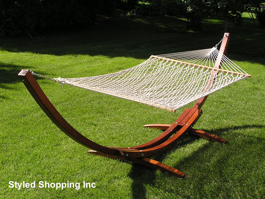 15 ft hammock stand outdoor foot indoor bed with